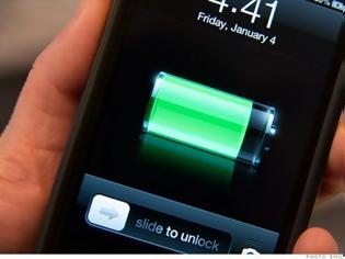 Φωτογραφία για Τέσσερις απλές κινήσεις για να μην πέφτει η μπαταρία του κινητού σου