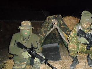 Φωτογραφία για Η Λέσχη Εφέδρων Ενόπλων Δυνάμεων Λήμνου δεν «μασάει» ούτε κρύο, ούτε μποφόρ, δείτε φωτογραφίες από την χθεσινή άσκηση
