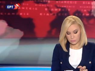 Φωτογραφία για Αδιανόητο τηλεοπτικό στιγμιότυπο! Έβγαλαν την Παρασκευοπούλου στον αέρα χωρίς να το ξέρει!