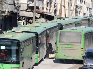 Φωτογραφία για Απομακρύνθηκαν 8.000 άμαχοι από το Χαλέπι