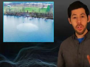 Φωτογραφία για Πως με μία μόνο κουταλιά ελαιόλαδο μπορείτε να ηρεμήσετε τα κύματα σε μια λίμνη [video]