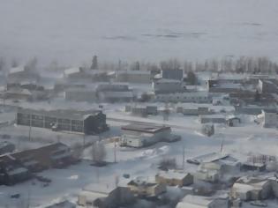 Φωτογραφία για Κύμα ψύχους σαρώνει τον Καναδά - ο υδράργυρος έφτασε στους μείον 27!