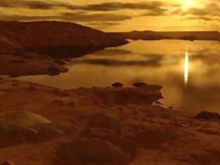Φωτογραφία για Η γιγαντιαία λίμνη στον βόρειο πόλο του Τιτάα - Στους 181 βαθμούς η θερμοκρασία και δεν έχει νερό σε υγρή μορφή