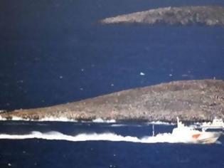 Φωτογραφία για Νέα ένταση στα Ίμια: Οπλισμένα ελληνικά και τουρκικά σκάφη σε απόσταση αναπνοής