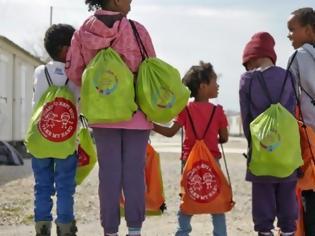 Φωτογραφία για Γιορτή για τα παιδιά των προσφύγων στο Ελληνικό Ινστιτούτο Παστέρ