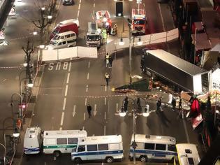 Φωτογραφία για Τρομοκρατικό χτύπημα στο Βερολίνο: 12 νεκροί και 48 τραυματίες σε επίθεση με φορτηγό