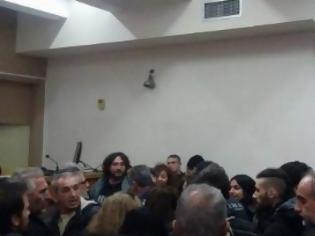 Φωτογραφία για Αναβλήθηκαν ξανά οι πλειστηριασμοί στη Θεσσαλονίκη