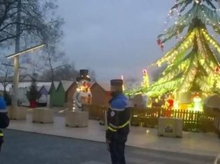 Φωτογραφία για Συναγερμός στη Γαλλία -Εκκενώθηκε χριστουγεννιάτικη αγορά στην πόλη Μετς