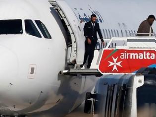 Φωτογραφία για Ρέπλικες τα όπλα που χρησιμοποίησαν οι αεροπειρατές στη Μάλτα