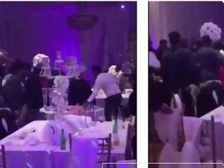 Φωτογραφία για ΣΚΛΗΡΟΣ καβγάς σε γάμο - Μοίρασαν ΑΚΑΤΑΛΛΗΛΕΣ φωτογραφίες της νύφης στους καλεσμένους... [video]