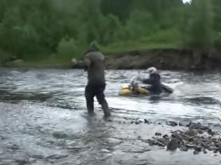 Φωτογραφία για Απίστευτες δοκιμές αντοχής των Ρωσικών Ural! [video]