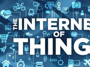 Φωτογραφία για Tί είναι το Internet of Things;