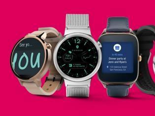 Φωτογραφία για Δύο νέα Android Wear 2 Smartwatches