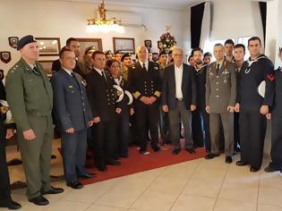 Φωτογραφία για Επίσκεψη ΑΝΥΕΘΑ Δημήτρη Βίτσα στη Ναυτική Διοίκηση Βορείου Ελλάδος