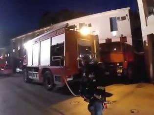 Φωτογραφία για Μας τρέλαναν! MannequinChallenge και από Έλληνες πυροσβέστες...