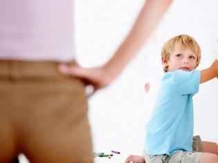 Φωτογραφία για 6 λάθη που κάνουμε στην πειθαρχία των παιδιών