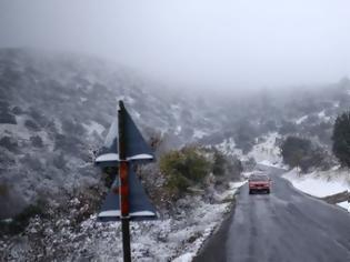 Φωτογραφία για Έκτακτο δελτίο από την ΕΜΥ για τα χιόνια και τους θυελλώδεις βοριάδες!