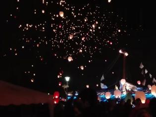 Φωτογραφία για Με 5.000 φανάρια και ευχές, η φετινή «Βραδιά των Φαναριών» στην παραλία του Βόλου
