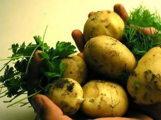 Φωτογραφία για Πώς ξεφλουδίζονται πανεύκολα οι βραστές πατάτες
