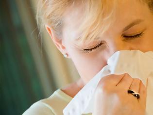 Φωτογραφία για Προσοχή: Έρχεται κύμα γρίπης! Οι βασικοί κανόνες πρόληψης