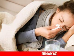 Φωτογραφία για Γρίπη vs κρυολόγημα: Όλα τα συμπτώματα