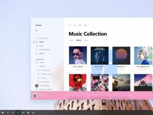 Φωτογραφία για Μια ματιά στο νέο design που έρχεται στο Windows 10