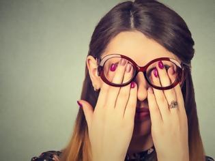 Φωτογραφία για Γιατί έχετε μαύρους κύκλους κάτω από τα μάτια - Γιατί μπορεί να είναι πιο σοβαρό απ' ό,τι νομίζετε