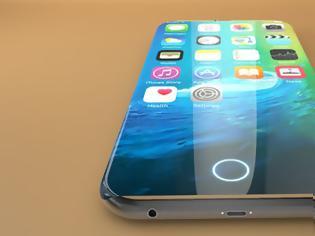 Φωτογραφία για Νέα πατέντα της Apple επιβεβαιώνει την οθόνη από άκρη σε άκρη» στο iPhone 8