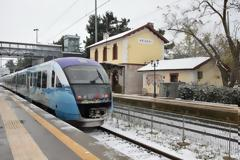 Χιόνια: Εγκλωβισμένοι στα... βαγόνια λόγω κακοκαιρίας – Οδύσσεια για εκατοντάδες επιβάτες