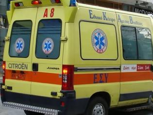 Φωτογραφία για Απάντηση του ΕΚΑΒ για το περιστατικό διακομιδής τραυματία στο κλειστό γυμναστήριο Αλμυρού Βόλου