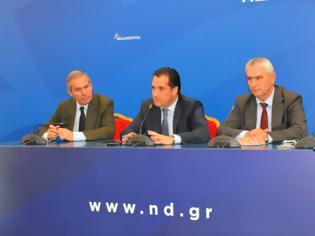 Φωτογραφία για Δήλωση του Αντιπροέδρου και Τομεάρχη Άμυνας της Νέας Δημοκρατίας Αδ. Γεωργιάδη