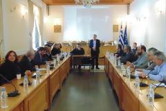 Στ. Αρναουτάκης: «Η έξυπνη εξειδίκευση «εργαλείο» για την ανάπτυξη της οικονομίας Κρήτης»-Το νέο Προεδρείο του Περιφερειακού Συμβουλίου Έρευνας και Καινοτομίας