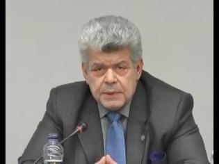 Φωτογραφία για Ο Γιώργος Καραμπελιάς συνομιλεί με τον Ιωάννη Μάζη για την συμφωνία των Πρεσπών (βίντεο)