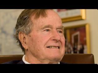 Φωτογραφία για Πέθανε ο Τζορτζ Μπους ο πρεσβύτερος