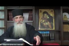 π. Αρσένιος Βλιαγκόφτης, 1.Ήταν ο Χριστός «πρόσφυγας»; - 2.Παιδαγωγικό συνέδριο «Ανθρώπινα δικαιώματα». Καπήλευση και διασφάλιση