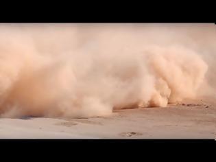 Φωτογραφία για Υψηλές συγκεντρώσεις Αφρικανικής Σκόνης σε όλη τη χώρα - Οι επιπτώσεις στην υγεία μας (video)