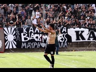Φωτογραφία για Καλαμάτα-Διαγόρας Ρόδου 2-1: Τα γκολ και οι καλύτερες φάσεις σε φοβερή περιγραφή Γεωργούντζου (video)