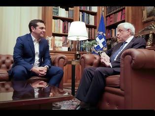 Φωτογραφία για Ο Αλ. Τσίπρας ζήτησε από τον ΠτΔ τη διάλυση της Βουλής και την προκήρυξη εκλογών