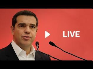 Φωτογραφία για Αλ. Τσίπρας: Η Ελλάδα δεν είναι πια η χρεοκοπημένη χώρα που παραλάβαμε