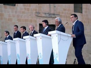 Φωτογραφία για «Μια γροθιά» ο Νότος της Ευρώπης υπέρ της Κύπρου