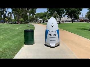 Φωτογραφία για Ένας πραγματικός ...Robocop στην Καλιφόρνια (video)
