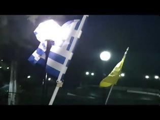 Φωτογραφία για Νέο συγκλονιστικό βίντεο από τη θεομηνία στη Χαλκιδική (video)
