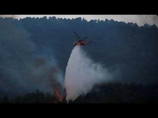 Φωτογραφία για Ενισχύονται οι δυνάμεις πυρόσβεσης στην Εύβοια