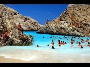 Φωτογραφία για Ναυαρχίδα του τουρισμού η Κρήτη με τους περισσότερους επισκέπτες