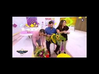 Φωτογραφία για Πρεμιέρα για Ζαρίφη - Σταματόπουλο στο OPEN ( video)