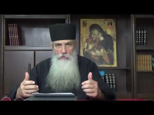 Φωτογραφία για π. Αρσένιος Βλιαγκόφτης, 1) Ανακοίνωση Ι. Μητρ. Μόρφου 2) Μικρός Παρακλητικός Κανών Ε΄