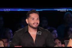 X Factor: «Παραλίγο να ρίξεις το… στούντιο» – Άναυδος ο Μάστορας
