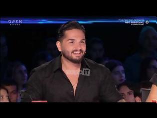 Φωτογραφία για X Factor: «Παραλίγο να ρίξεις το… στούντιο» – Άναυδος ο Μάστορας