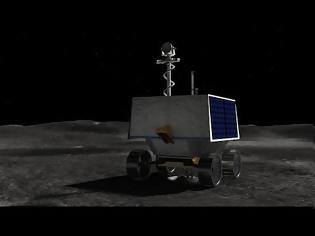 Φωτογραφία για Η NASA θα στείλει το ρόβερ Viper σε αναζήτηση νερού στη Σελήνη το 2022