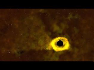 Φωτογραφία για NASA: Μαύρη τρύπα διαλύει ένα αστέρι (ΒΙΝΤΕΟ)